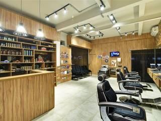 AVR Studio Arquitetura Ruang Komersial Gaya Rustic