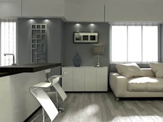 Modern Living Room by Fanchini Roberto architetto - Archifaro Modern