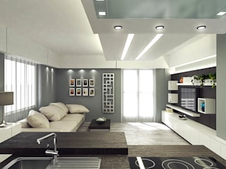 by Fanchini Roberto architetto - Archifaro Сучасний