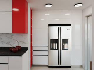 Diseño de cocina de Arquydesign Moderno
