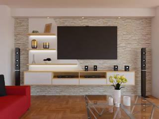 Mueble de TV de Arquydesign Moderno