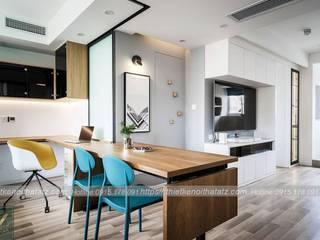 999+ Mẫu thiết kế nội thất chung cư đẹp nhất 2020 bởi ATZ LUXURY Hiện đại