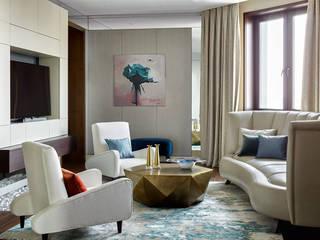 Квартира в ЖК Wine House от Студия интерьеров Зориной Елены Эклектичный