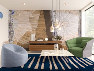 Inside Creations Living room