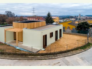 by ERGIO Wooden Houses Modern