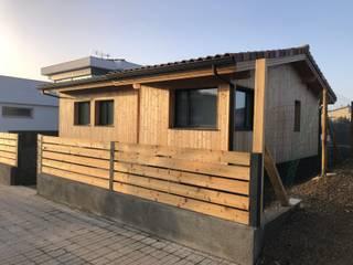 Oscar Y Georgia Oleh ERGIO Wooden Houses Modern