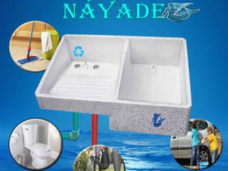 Más Agua para mi Casa de Lavaderos Ecológicos Náyade Moderno
