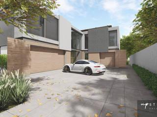 House Ndaba - Steyn City by UpStudio Architects Modern