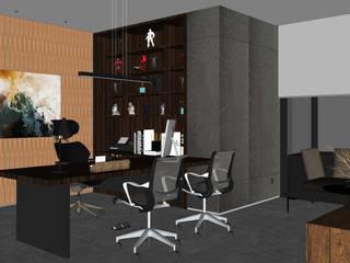 Adeha Office Oleh MODULA