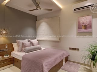DLIFE Home Interiors Modern style bedroom