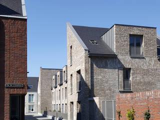 11 woningen Lindenkruis Fase 2, Maastricht van Verheij Architecten BNA Klassiek