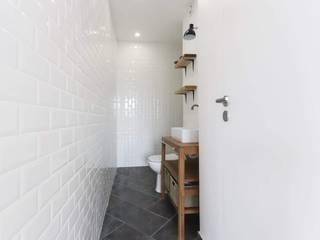 Êxodo Construções e Engenharia 浴室