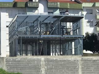 Êxodo Construções e Engenharia 現代房屋設計點子、靈感 & 圖片