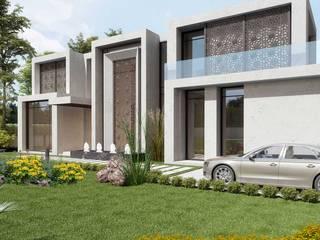 Al Wukair Villas Sia Moore Archıtecture Interıor Desıgn Villas
