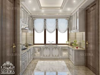 Modern kitchen by Algedra Interior Design Modern