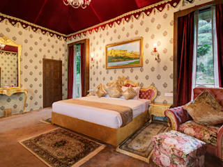 Hospitality| Rajasthali Resort | Jaipur Classic hotels by Studio BluOra Classic