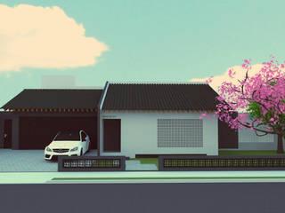 Projeto GRV por HPaleari Arquitetura Moderno