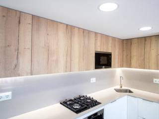 Grupo Inventia Cocinas equipadas Compuestos de madera y plástico Acabado en madera