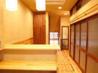 NI HOUSE 和風の キッチン の 日菜設計室 HINA ARCHITECTS 和風