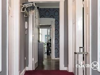 JUGENDSTIL-VILLA | WILHELMSHAVEN | BESTE LAGE Klassischer Flur, Diele & Treppenhaus von Eden-Ehbrecht Immobilien & Marketing GbR Klassisch