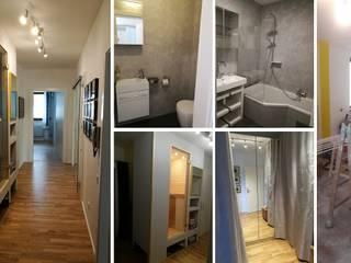 In-Architecture Nowoczesna łazienka Szary