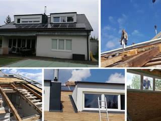 In-Architecture Dach szczytowy Szary