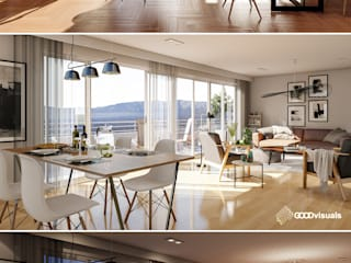 GOOD visuals Modern Oturma Odası