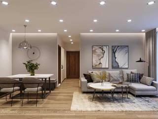 Thiết kế nội thất chung cư 6th Element Thiết Kế Nội Thất - ARTBOX