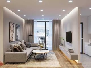Thiết kế nội thất chung cư 6th Element bởi Thiết Kế Nội Thất - ARTBOX