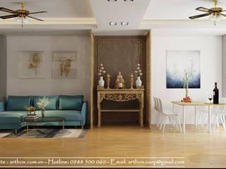 Thiết kế nội thất chung cư Tây Hồ Residence Thiết Kế Nội Thất - ARTBOX