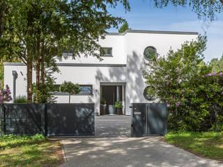 Jardins modernos por Nordzaun Moderno