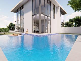 MORADIAS GEMINADAS por Eduardo Coelho | Arquitecto Minimalista