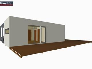 BLOC - Casas Modulares Rumah kecil