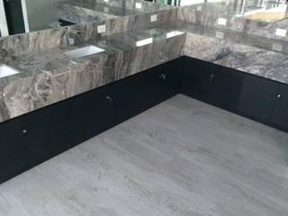Mármoles Aguilar Pusat Perbelanjaan Modern Marmer Grey