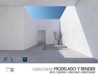 Curso Online Modelado y Render Arquitectonico de Lio INC.