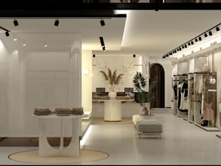 WALL INTERIOR DESIGN 辦公室&店面