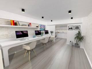 Valdus Conception Co., Ltd. Office spaces & stores White