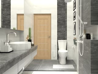 Valdus Conception Co., Ltd. BathroomToilets Grey