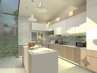 Valdus Conception Co., Ltd. KitchenBench tops Beige