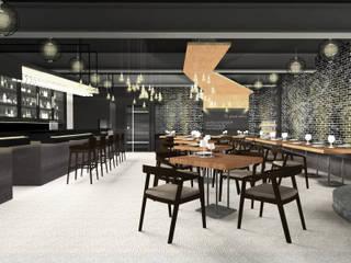 Valdus Conception Co., Ltd. Interior landscaping Black