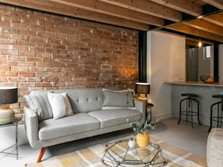 industrial  by Hoost - Home Staging, Industrial