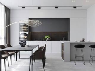TENISTAIA Кухня в стиле модерн от УММ5 Модерн