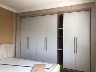 Valdus Conception Co., Ltd. BedroomWardrobes & closets White