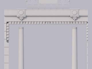 Modelação 3D por sjjotarquitectura