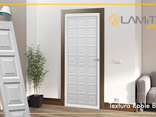 Lamitec SA de CV Windows & doors Doors Metal White