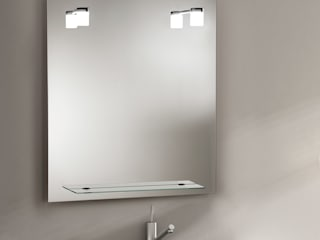 Xpertials SL Classic style bathroom Glass