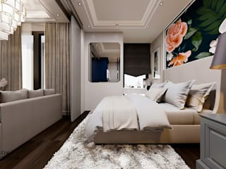 Classic style bedroom by Bcon Interior Classic