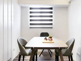 餐廳 根據 你你空間設計 簡約風