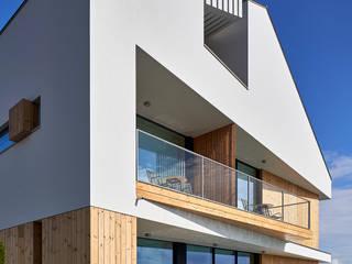 Atelier d'Arquitetura Lopes da Costa Casas modernas