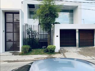 Modern Villa, Cainta Rizal Modern home by OASIS Design Studio Modern